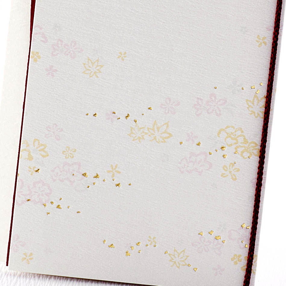 結婚式・披露宴の配席表、手作り用紙セット